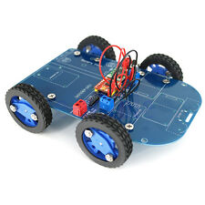 N20 Gear Motor Toy 4WD Bluetooth Controlled Smart Robot Car Kits for Arduino HM