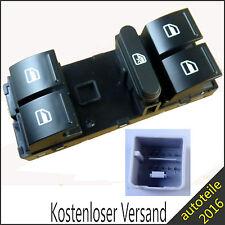 Fensterheberschalter Taste für VW Golf Jetta Polo Passat CC Seat Altea XL Leon