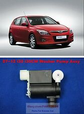 For 07-12 HYUNDAI i30 i30CW WASHER MOTOR PUMP ASSY 98510 2L100 Genuine Part OEM
