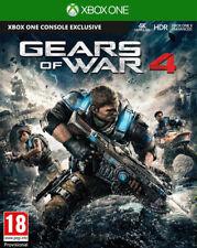 Gears of War 4 Jeu Microsoft Xbox One Occasion Français
