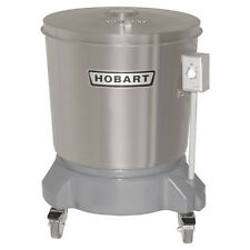 "Hobart Sdps-11 Stainless Steel Salad and Vegetable Dryer, 24-1/2""W"