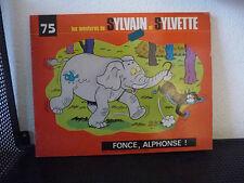 JAN24 ---- SYLVAIN SYLVETTE format à l'italienne  n° 75