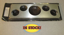"Sun Spec 1939 Chevy Dash Insert 3-1/8"" Speedo for VDO Gauges - 1941"