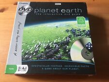 New Sealed Imagination BBC Planet Earth DVD Interactive Game Age 6+ Players 2-6