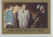 1993 Eclipse James Bond 007 Series 1 #64 Auric's Old Kentucky Home Card 0w6