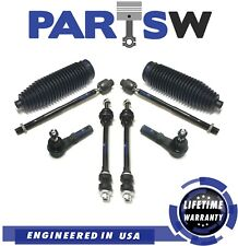 8 Pc Suspension Kit for Dodge Ram 1500 2002-2005 4WD Tie Rod Ends & Sway Bars