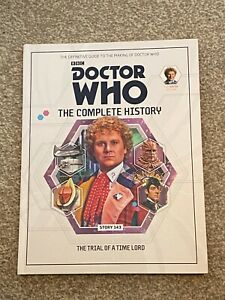DOCTOR WHO - The complete history - Volume 42: THE TRAIL OF A TIME LORD