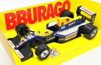 Burago GP 1/24 Scale Model Car 6108 - Williams FW14 F1 Racing Car