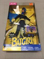 Barbie - Batgirl - Dc Comics Warner Brothers - Mattel 2003 Nm In Box