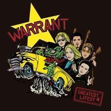 WARRANT Greatest & Latest CD Digipak