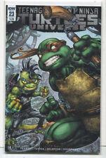 Teenage Mutant Ninja Turtles Universe #23 NM Cover A  IDW Comics CBX1G