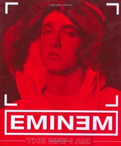The Way I Am by ., Eminem Hardback Book The Cheap Fast Free Post