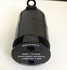 X1 NUOVO MOELLER TL240 220V / 240V 50 / 60HZ LAMPADA 6V 1.8 W