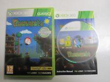 Xbox 360 Terraria Complete Free Postage UK!!
