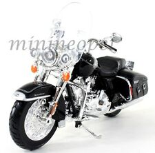 MAISTO 32322 HARLEY DAVIDSON 2013 FLHRC ROAD KING CLASSIC MOTORCYCLE 1/12 BLACK