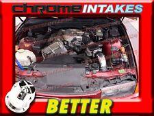 CF BLACK RED 96-99/1996 1997 1998 1999 BMW Z3/318i 318 i is ti 1.9L AIR INTAKE