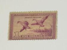 US Stamps RW 5 Federal Duck Stamp 1938 Unused Hinged