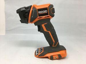Ridgid 18-Volt 340 Lumen, Rotating Head LED Flashlight R8694 N268