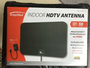 Indoor Antenna HDTV 1 By One Amplified