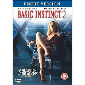 Basic Instinct 2 Uncut Version DVD