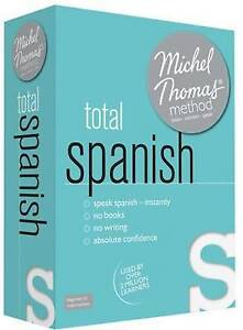 Total Spanish (Learn Spanish with the Michel Thomas Method) by Michel Thomas...