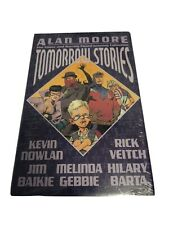 Tomorrow Stories Book 1 One Alan Moore 2002 Tpb Graphic Novel 1st Print Sealed!