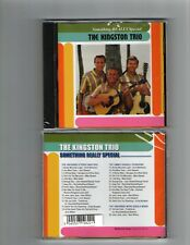 KINGSTON TRIO-SOMETHING REALLY SPECIAL-FE NEW SEALED CD-DUBBED & UNDUBBED