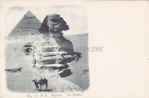 EGYPT - Cairo - Le Sphinx