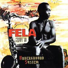 Fela Kuti - Underground System [CD]