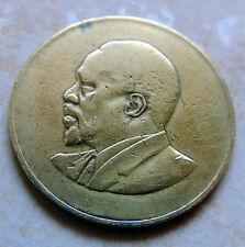 Kenya 10 cents 1966 Jomo Kenyatta sans légende