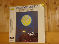 Mahler Symphony No.7 BERNSTEIN Live Audiophile DGG 2x 180g LP BOX NEW SEALED