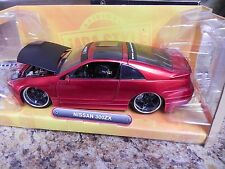 REDUCED PRICE Jada Toys Option D Nissan 300ZX   drift/show/street 1/24 scale