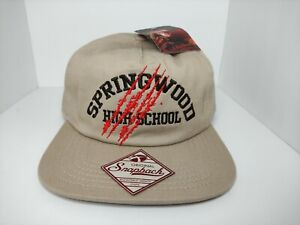 🔥SPRINGWOOD🔥 HIGHSCHOOL 🔥 A NIGHTMARE ON ELM STREET 🔥 Hat