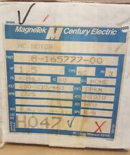 Magnetek H047 MOTOR 1.5 HP 1725 RPM 200-230/460v [REF:Century AO SMITH ELECTRIC]