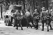 WW2 - Pologne - Les Allemands à l'assaut de Dantzig le 02 sep 39