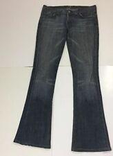 7 For All Mankind Rocker Jeans Women's Size 29  Bootcut