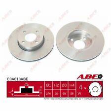 Bremsscheibe, 1 Stück ABE C3A013ABE