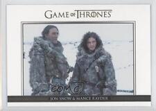 2014 Rittenhouse Game of Thrones Season 3 #DL15 Jon Snow & Mance Rayder /300 1p5