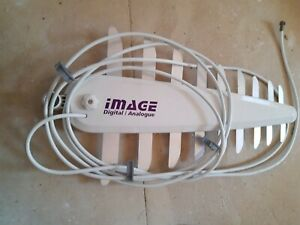 Vision Plus Image 420 Digital Caravan Television / TV Aerial and 3mtr mast
