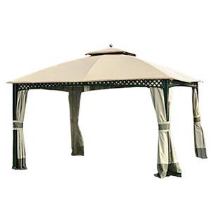 Garden Winds Canopy for The Windsor Gazebo - Standard 350 - Beige