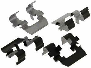 Front Disc Brake Pad Installation Kit 5JNG59 for SC SC1 SC2 SL SL1 SL2 SW1 SW2