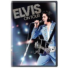 New! ELVIS ON TOUR REGION 2 DVD Restored & Remastered PRESLEY UK & EUROPE R2