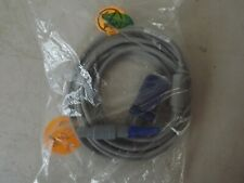 Edan Nellcor Compatible Spo2 Adapter Cable Redel 8 Pin To Db 9 Connector