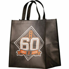 SF GIANTS 60th ANNIVERSARY GROCERY TOTE BAG MLB SGA NEW 2018 NEW and Bonus offer