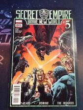 Secret Empire: Brave New World #5 VF/NM Marvel Comics (CBKK005)