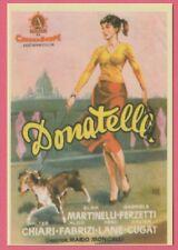 Spanish Pocket Calendar #261 Comedy Movie Donatella Film Poster Elsa Martinelli