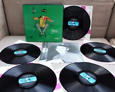 Bing Crosby-A Musical Autobiography- UK Orig LP Box Set-Brunswick 5xLP