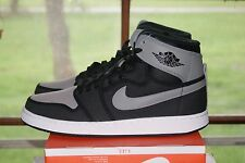 Mens Nike Air Michael Jordan 1 Retro KO High OG Shoes White Black Sz 11