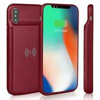 Battery Case Compatible with iPhone X/XS,  3600mAh Rechargeable Extended