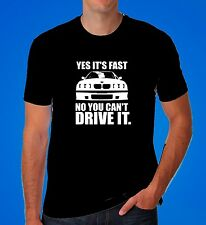 BMW e36 T Shirt M3 3 Series 325i 320 Compatto Retrò divertente Top Car Design Clothing